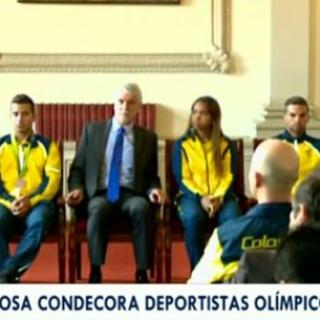 Deportistas Bogotanos