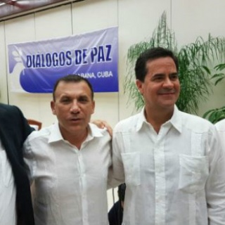 Imagen tomada del Twitter de Roy Barreras